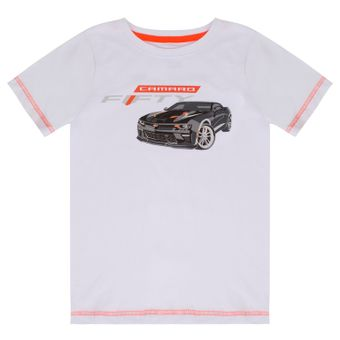 11322_Camiseta-Infantil-Camaro-Fifty-Graphic-Car-Branco