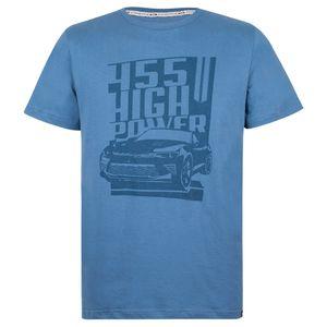 11751_Camiseta-Masculina-High-Power-Camaro-Azul