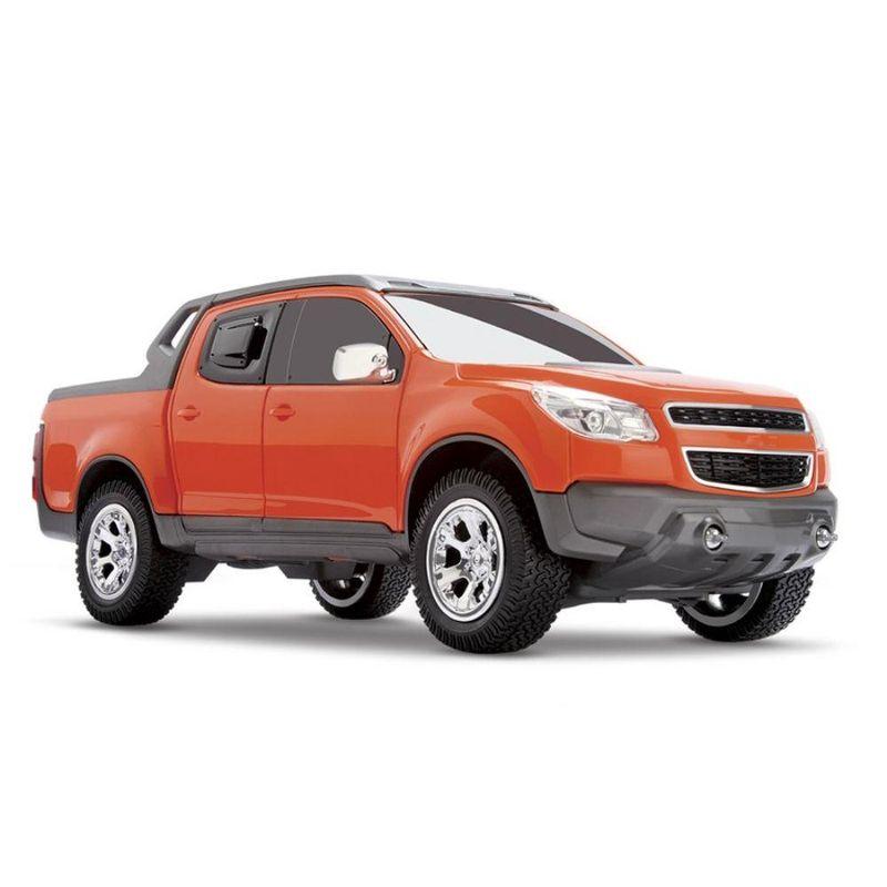1145LA_Miniatura-de-Carro-Pick-Up-S10-Rally-Laranja