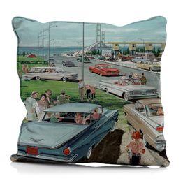 85040070_Capa-Almofada-Poliester-Chevrolet-Vintage-Cars-In-A-City-FD-Colorido