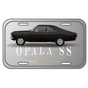 41400_Placa-de-Parede-Aluminio-Opala-1971-Preta
