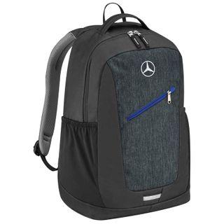 B66958080_Mochila-100--poliester-Unissex-Mercedes-Benz-Preto-cinza