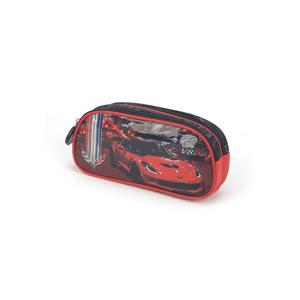 EI33125CV-VM_Estojo-Escolar-Chevrolet-Corvette-Vermelho