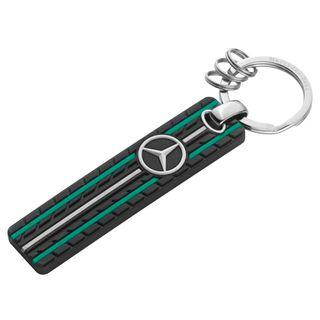 B67995243_Chaveiro-Borracha-Unissex-Mercedes-Benz-Prata-preto