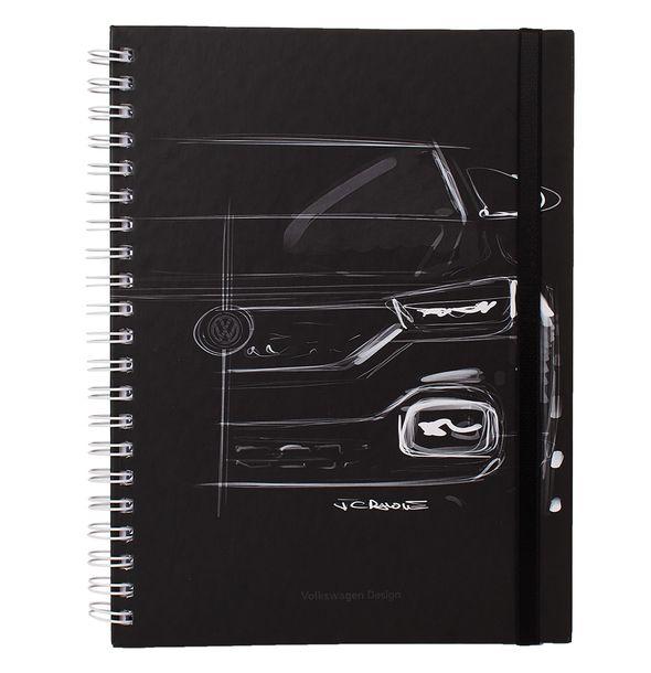 12818_Caderno-Graphic-CarCorporate-Volkswagen-Preto