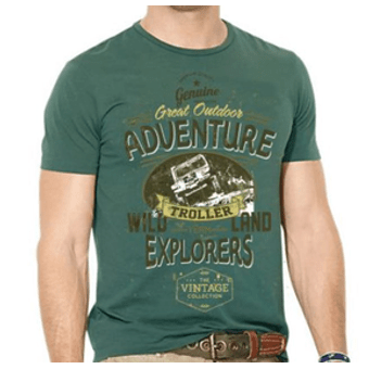 42017_Camiseta-Great-Outdoor-Adventure-Masculina-VintageTroller-Verde-exercito