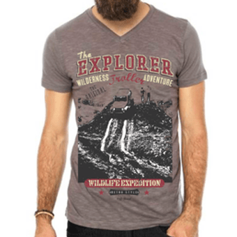 42015_Camiseta-Wildlife-Expedition-Masculina-Vintage-Troller-Marrom