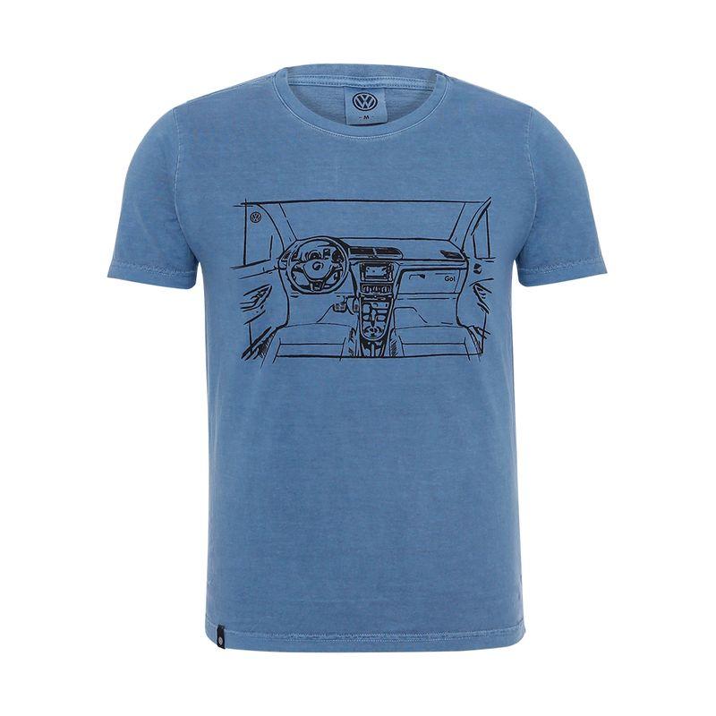 12035_Camiseta-Stoned-12035-Masculina-Gol-Volkswagen-Azul-petroleo