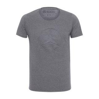 20846_Camiseta-Embossed-Masculina-Star-Mercedes-Benz-Mescla-escuro