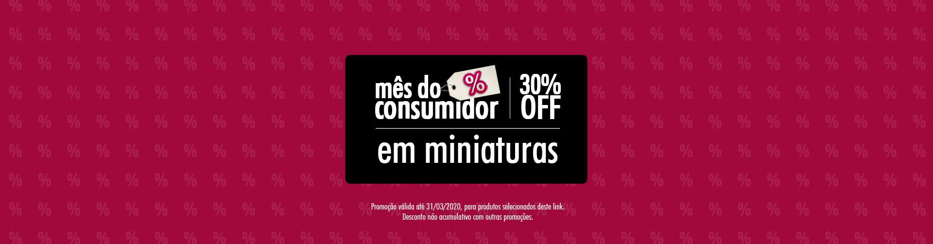 30% miniaturas