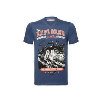 TRCMTHTM1501_01_Camiseta-Wildlife-Expedition-Masculina-Vintage-Troller-Azul-Petroleo
