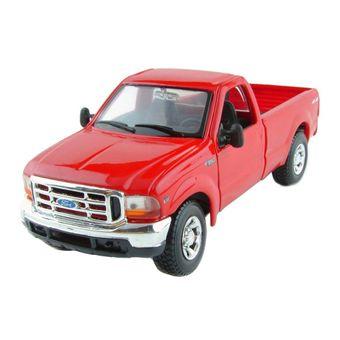 MAI31937_Miniatura-de-carro-1999-f-350-super-duty-pickup-1-27-Ford-Vermelho