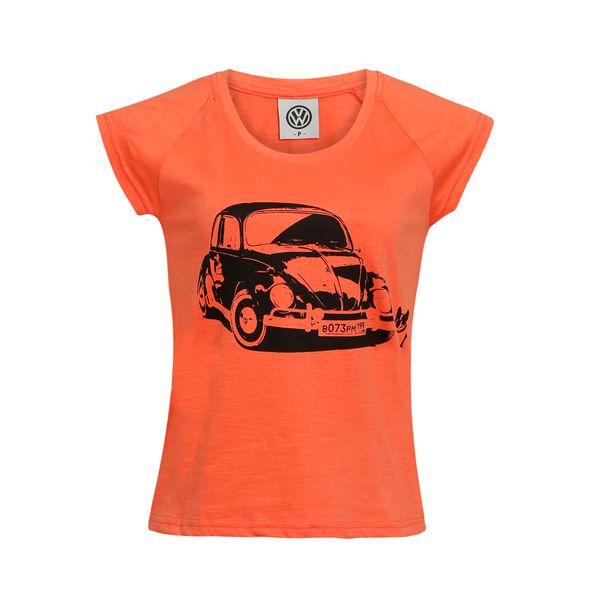 VWCMTVFF1502_Camiseta-Vintage-dog-vwcmtvff1502-Feminina-Volkswagen-Laranja