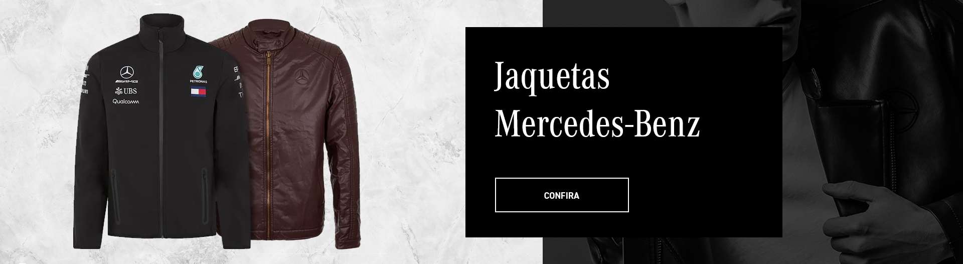 Banner - Jaquetas