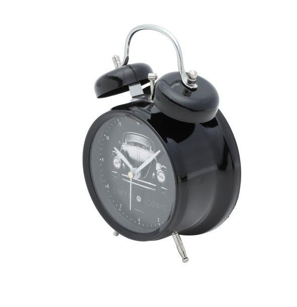 13110_2_Relogio-de-Mesa-Despertador-Simply-Iconic-Fusca-Volkswagen-Preto