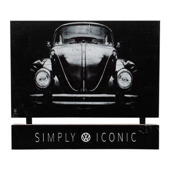 13117_Placa-de-Parede-em-Madeira-Simply-Iconic-Fusca-Volkswagen-Preto
