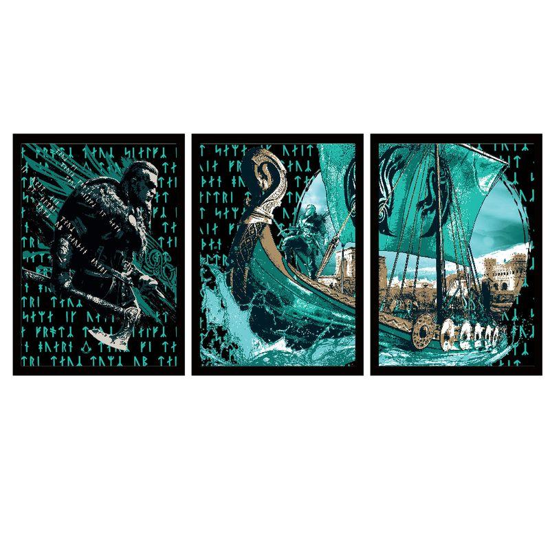 90163_Kit-com-3-Gravuras-Assassin's-Creed-Valhalla-Ships_1