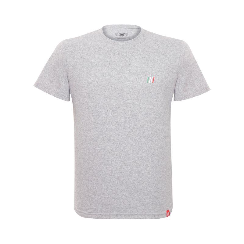60210_Camiseta-Masculina-Italian-Flag-Fiat-Cinza-Mescla-Claro