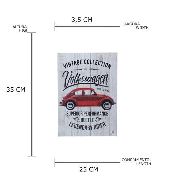 13103_2_Placa-de-Parede-em-Madeira-Vintage-Collection-FD-Fusca-Volkswagen-Branco