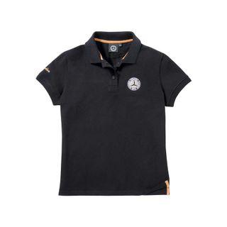 B66041514_Camisa-Polo-Preta-laranja-Feminina-Mercedes-Benz