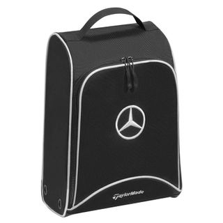 B66959991_Necessaire-Shoe-Bag-Golf-preta-Nylon-Unissex-Mercedes-Benz