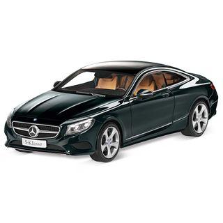 B66961244_Miniatura-de-carro-Coupe-Unissex-Mercedes-Benz-Verde