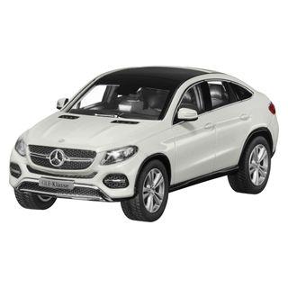 B66960356_Miniatura-de-carro-GLE-Coupe-branco-Unissex-Mercedes-Benz