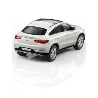 B66960356_2_Miniatura-de-carro-GLE-Coupe-branco-Unissex-Mercedes-Benz