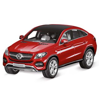 B66960357_Miniatura-de-carro-GLE-Coupe-vermelho-Unissex-Mercedes-Benz