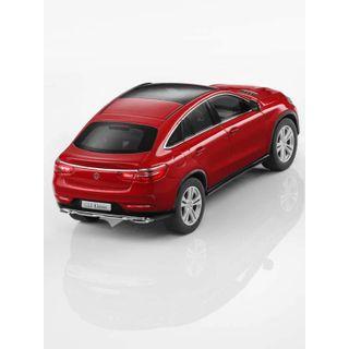 B66960357_2_Miniatura-de-carro-GLE-Coupe-vermelho-Unissex-Mercedes-Benz