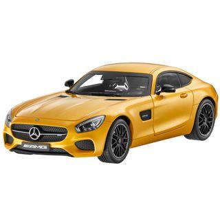 B66960341_Miniatura-de-carro-GT-S-amarelo-Mercedes-Benz