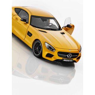 B66960341_2_Miniatura-de-carro-GT-S-amarelo-Mercedes-Benz