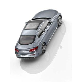 B66960530_2_Miniatura-de-carro-Classe-C-Coupe-Mercedes-Benz-Cinza