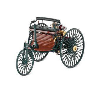 B66041415_Miniatura-de-carro-Patente-Motor-Car-Infantil-Mercedes-Benz-Verde