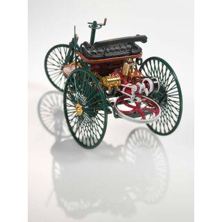 B66041415_2_Miniatura-de-carro-Patente-Motor-Car-Infantil-Mercedes-Benz-Verde