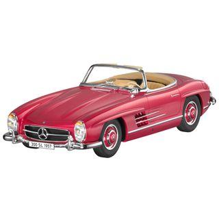B66040627_Miniatura-de-carro-300-SL-vermelha-112-Roadster-Mercedes-Benz