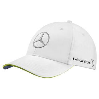 B66953149_Bone-Branco-verde-limao-Unissex-Mercedes-Benz