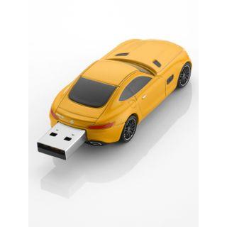 B66952802_2_Pen-drive-AMG-GT-amarelo-16-GB-Mercedes-Benz