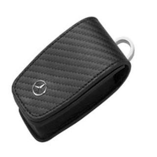 B66958411_Capa-de-chave-Couro-bovino-Mercedes-Benz-Carbono