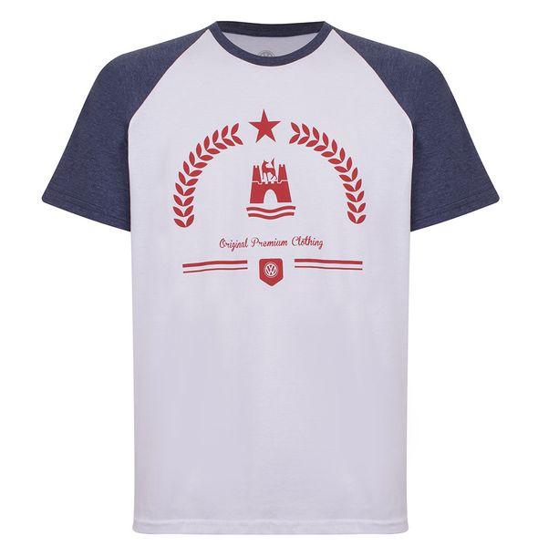 12789_Camiseta-Raglan-Volkswagen-Classic-Masculino-Branco-Azul-Mescla