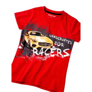 B66952943_3_Camiseta-AMG-Handcrafted-for-Racers-Infantil-Mercedes-Benz-Vermelho