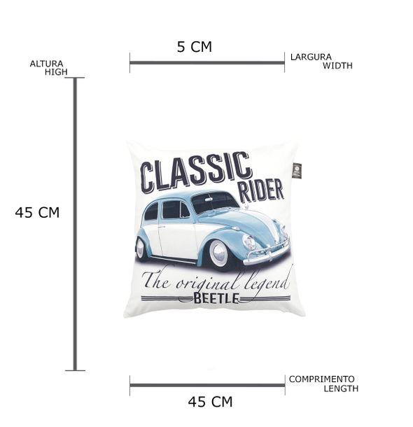 13099_2_Capa-de-Almofada-Classic-Rider-Fusca-Volkswagen-Branco