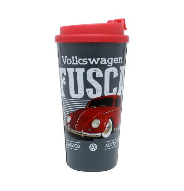 13131_Copo-Plastico-GRAB-N-GO-Fusca-Volkswagen-Cinza