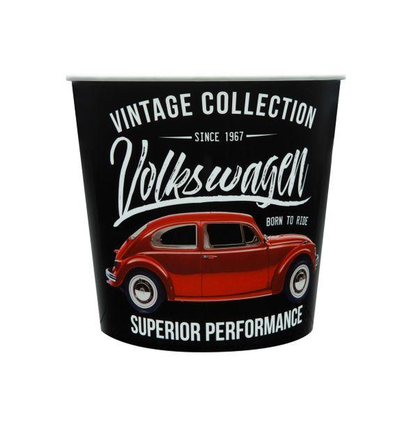 13108_Balde-de-Pipoca-Plastico-Vintage-Collection-FD-Fusca-Volkswagen-Preto