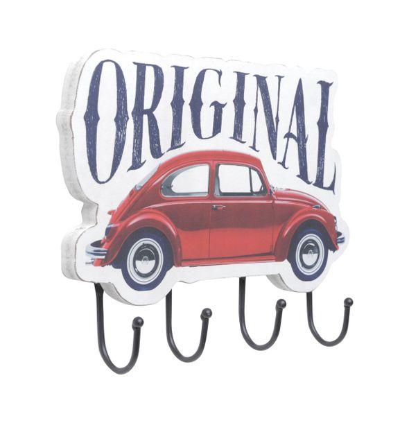 13107_2_Cabideiro-Madeira-Origil-Fusca-Volkswagen-Vermelho