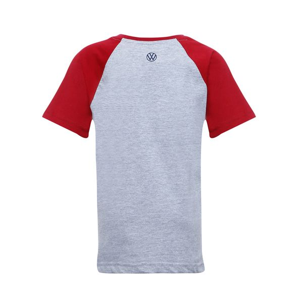 13309_2_Camiseta-Wolfsburg-Edition-Infantil-Classic-Volkswagen-Cinza-Mescla-Claro