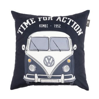 13138_Capa-de-Almofada-Time-For-Action-Kombi-Volkswagen-Preto