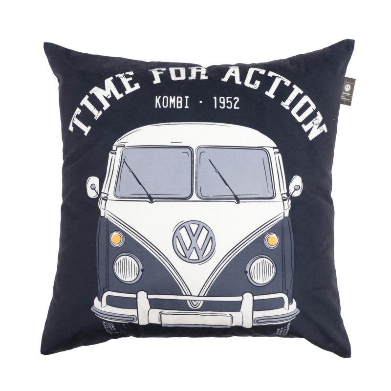 13138_Capa-de-Almofada-Time-For-Action-Kombi-Volkswagen-Preto