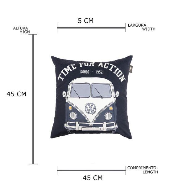 13138_2_Capa-de-Almofada-Time-For-Action-Kombi-Volkswagen-Preto