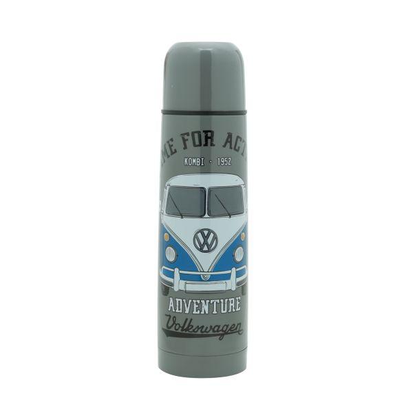 81711_Garrafa-Aluminio-Termica-Adventure-Kombi-Volkswagen-Cinza